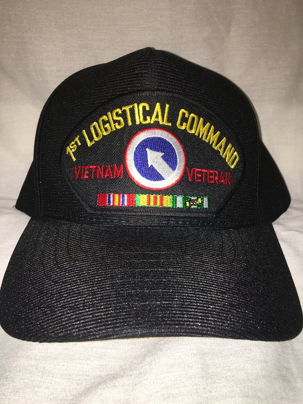 1st Logistical Command Vietnam Hat