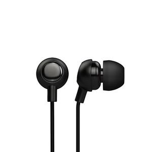 Ankit Black Berry Buds, Ergonomic Earbuds, Noise Isolating Earphones