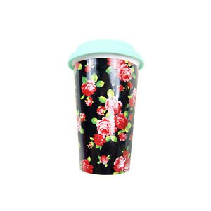 Ankit Floral Coffee Tumbler