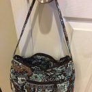 Small Vera Bradley Purse Java Blue RETIRED