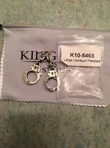 Kingbaby  large Handcuff Pendant