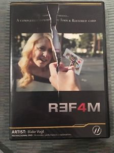 Theory 11 Artist Blake Vogt ReF4M DVD Torn And Restored