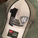 Official Locker Room Cap North Carolina National Champs Hat