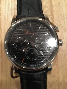 Stranger Watch Company Automatic Chrono. With Sapphire Crystal Limited Edition