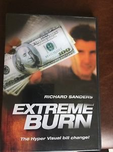 Richard Sanders Extreme Burn