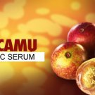 Raw Camu Camu Vitamin C serum *30x more POTENT* ORGANIC Anti aging serum XL size
