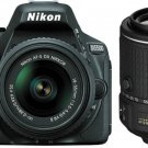 Nikon D5500  DSLR Camera  (Black)