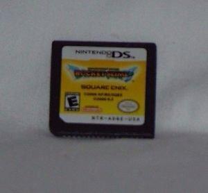 Dragon Quest Heroes: Rocket Slime (Nintendo DS) Game Cartridge