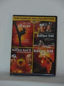 The Karate Kid Collection (DVD 2014) Ready to ship