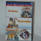 Beethoven, Beethovens 2nd, Beethoven's 3rd, Triple Feature Universal DVD