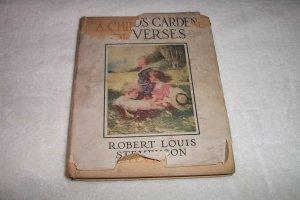 1909 A Child's Garden Of Verses by Robert Louis Stevenson