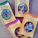 Mark Twain Dickens Shaw LOT 4 Hardcover Books Treasury of Illustrated Classics