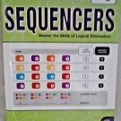 Mindware Brainy Toys Sequencers Book Level B Grades 4-7 UNUSED Fun Game LOGIC