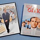 The Office Season 1 and 2 DVD Very Good Condition In Box LOT 5 DVDs