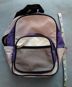 Mini Backpack Lavender Purple Kids PreK or Fashion backpack Small FREE SHIP