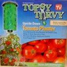 BNIB Upside Down Tomato Planter Patio Growing System Topsy Turvy FREE SHIP