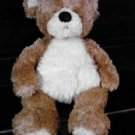 "Gotta Getta Gund Teddy Bear Stuffed Plush 15"" light brown and cream"