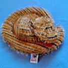 "Ganz Webkinz and Lil'Kinz Tiger Snake Plush #HM154 Retired Vintage NO CODE 43"""