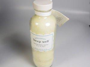 Sleep Well Epsom Bath Salts Lavender combo The THYMES Sels de Bain 15.5 oz NOS
