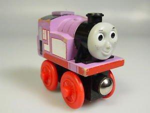 ROSIE Thomas Early Engineers Wooden Train Chunky Engine PRESCHOOL