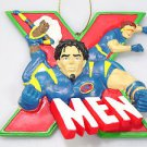 Marvel X Men Christmas Ornament Wolverine Cyclops storm 2003 Kurt Adler