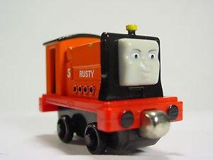 Thomas the train take n play Rusty metal engine magnetic