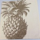 Handmade eco friendly Pineapple Napkin by Simrin