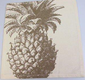 Handmade eco friendly Pineapple Napkin by Simrin