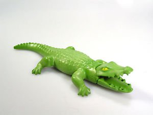 Playmobil toy alligator crocodile desert island 3977 replacement zoo animal