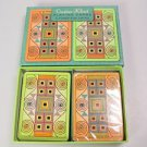 Gustav Klimt Playing Cards 2 Poker-Size Decks Art Frieze Design games tricks