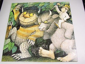 Where the Wild Things Are Puzzle Maurice Sendak 36 pc occupational therapy