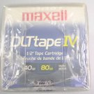 Maxell DLT Tape IV 40/80GB Cartridge 183270 5 Pack