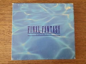 Final Fantasy Collection. Sony Playstation. *Japanese ed.*