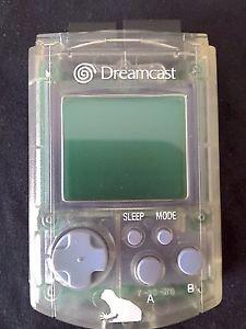 Sega Dreamcast VMU Visual Memory Unit   Seaman ~Forbidden Pet~ Limited Edition