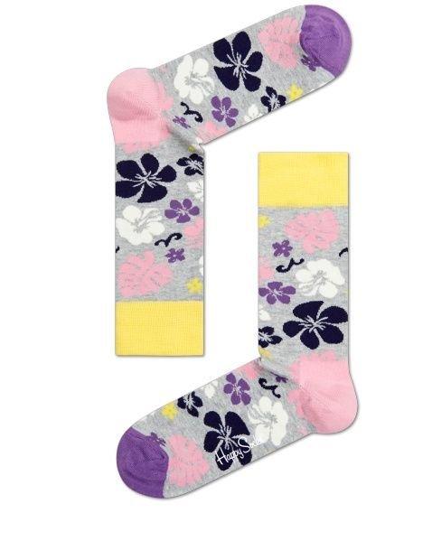 Happy Socks Hawaii Sock for Men and Women One Pair