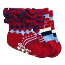 Scandia Baby Socks Size 2-4T by Baby Legs 2 Pair