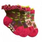 2 Pair Pack Daniella Socks Size 2-4T by Baby Legs