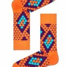 Happy Socks Snake Socks for Men and Women Size 9-11 and 10-13 One Pair