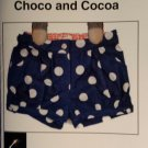 Autographed w/ custom drawing! The Adventures of Choco And Cocoa: Shorts