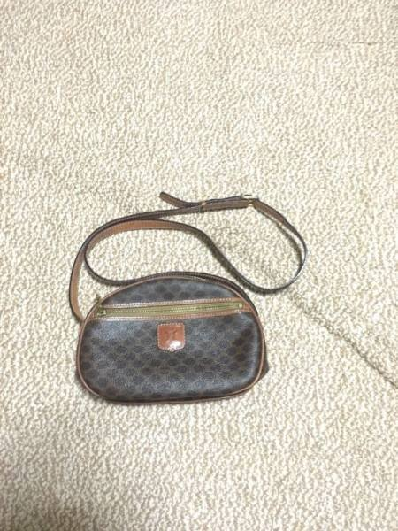 Celine Shoulder Bag Macadam Beautiful Goods