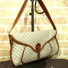 Elegant Celine One Shoulder Bag Macadam Pattern Letter