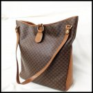 Celine Beautiful Macadam Pattern Shoulder Bag