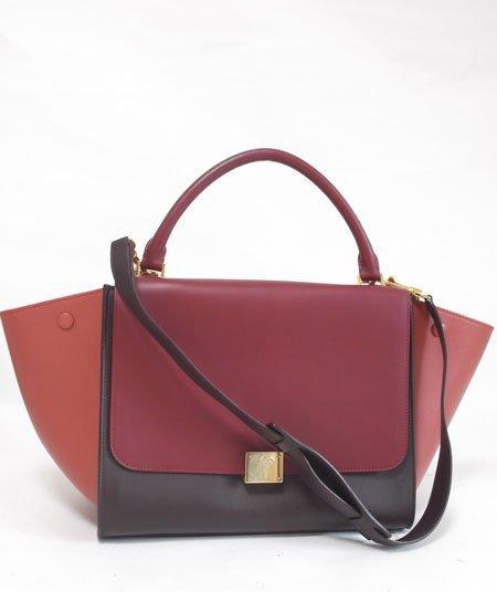 Celine Trapeze 2WAY Bag