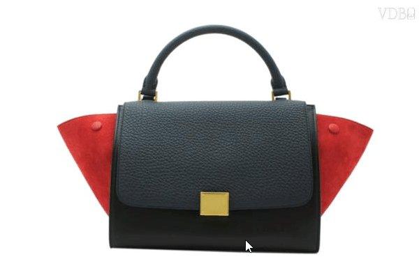 Celine Small Trapeze 2way Handbag
