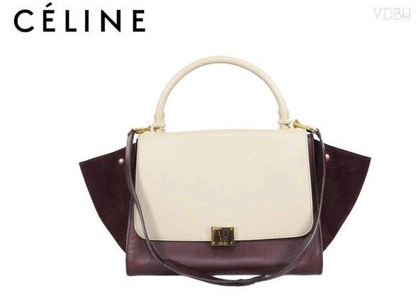 Celine Trapeze 2-WAY Shoulder Bag