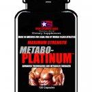 MAXIMUM STRENGTH METABO™ PLATINUM 120 Capsules
