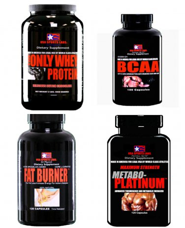 DrB's Accelerated Female Weight Loss Stack
