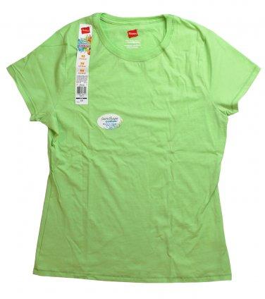 Womens Crew Neck Tee Clean Green XLarge