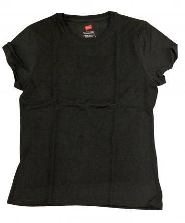 Womens T-Shirts - Black XXLarge