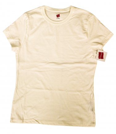 Womens T-Shirts - White Small